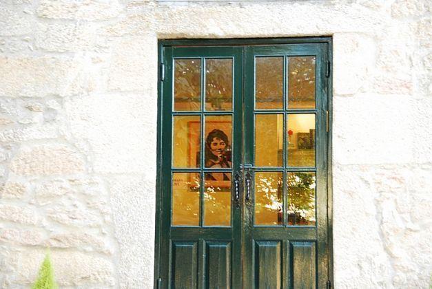 Entrada da Casa Museo