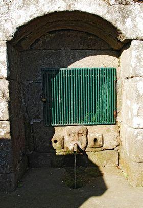 Fonte de Santiaguiño do Monte