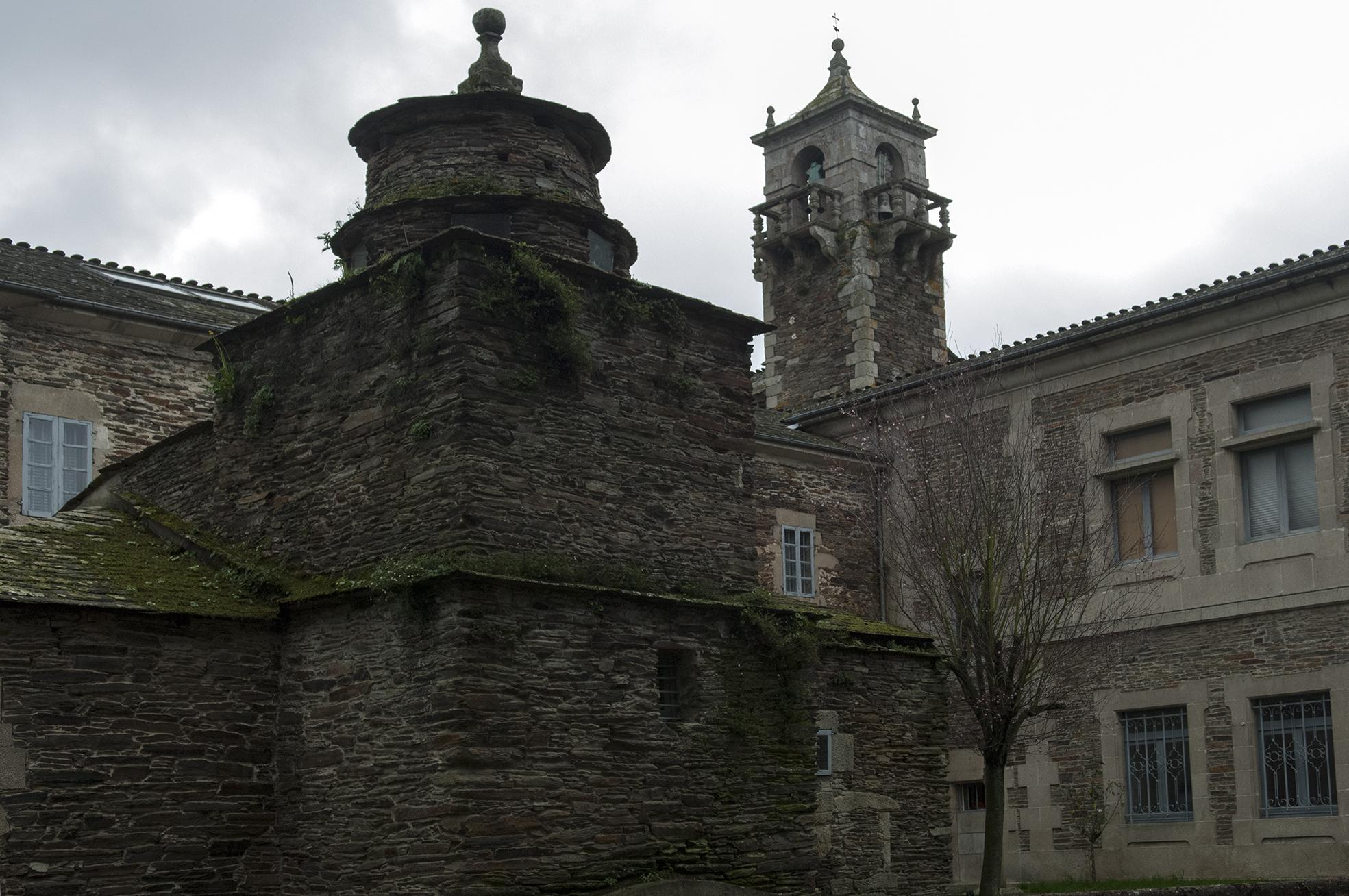 Exteriores do Museo Provincial