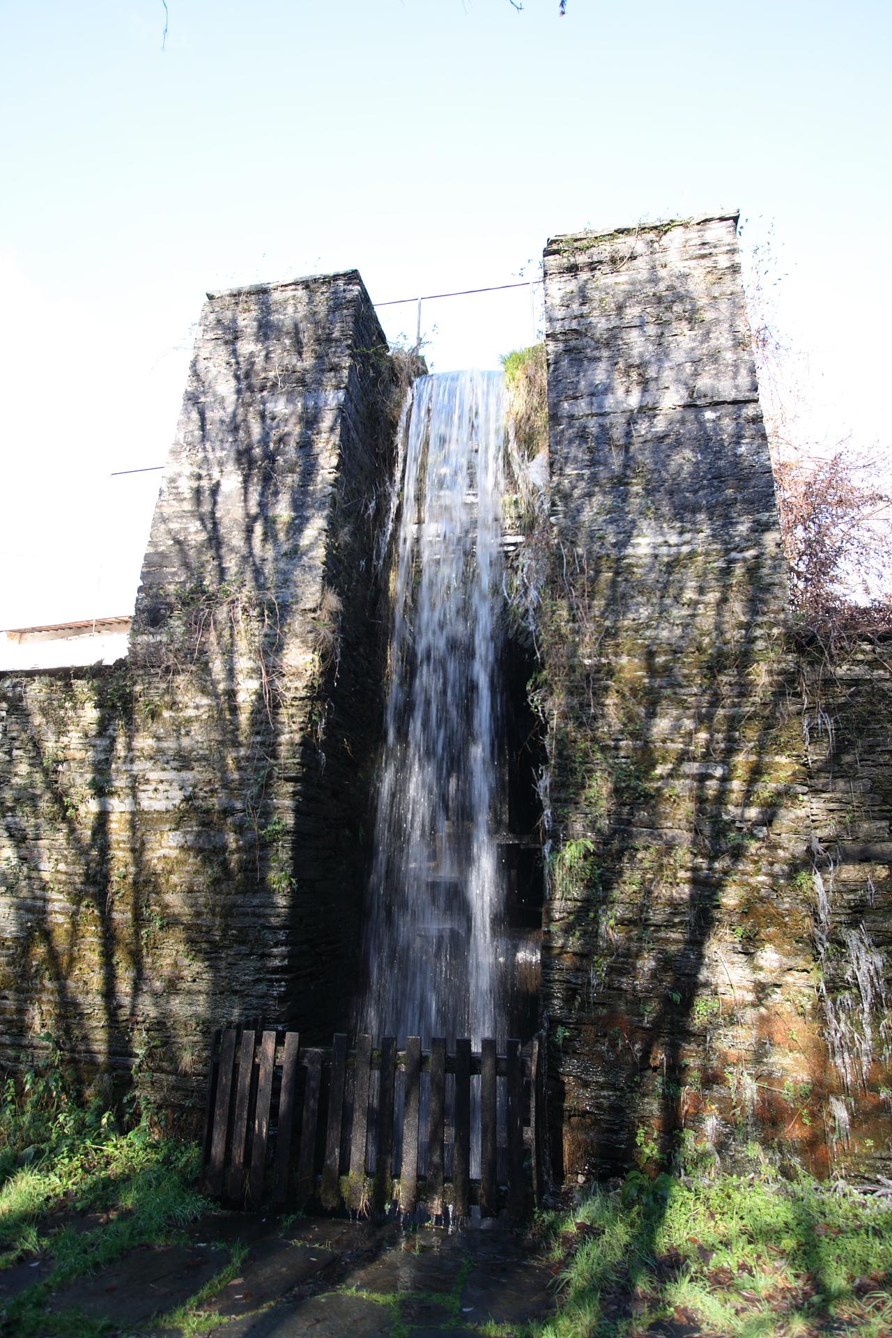 Salto da ferreiría
