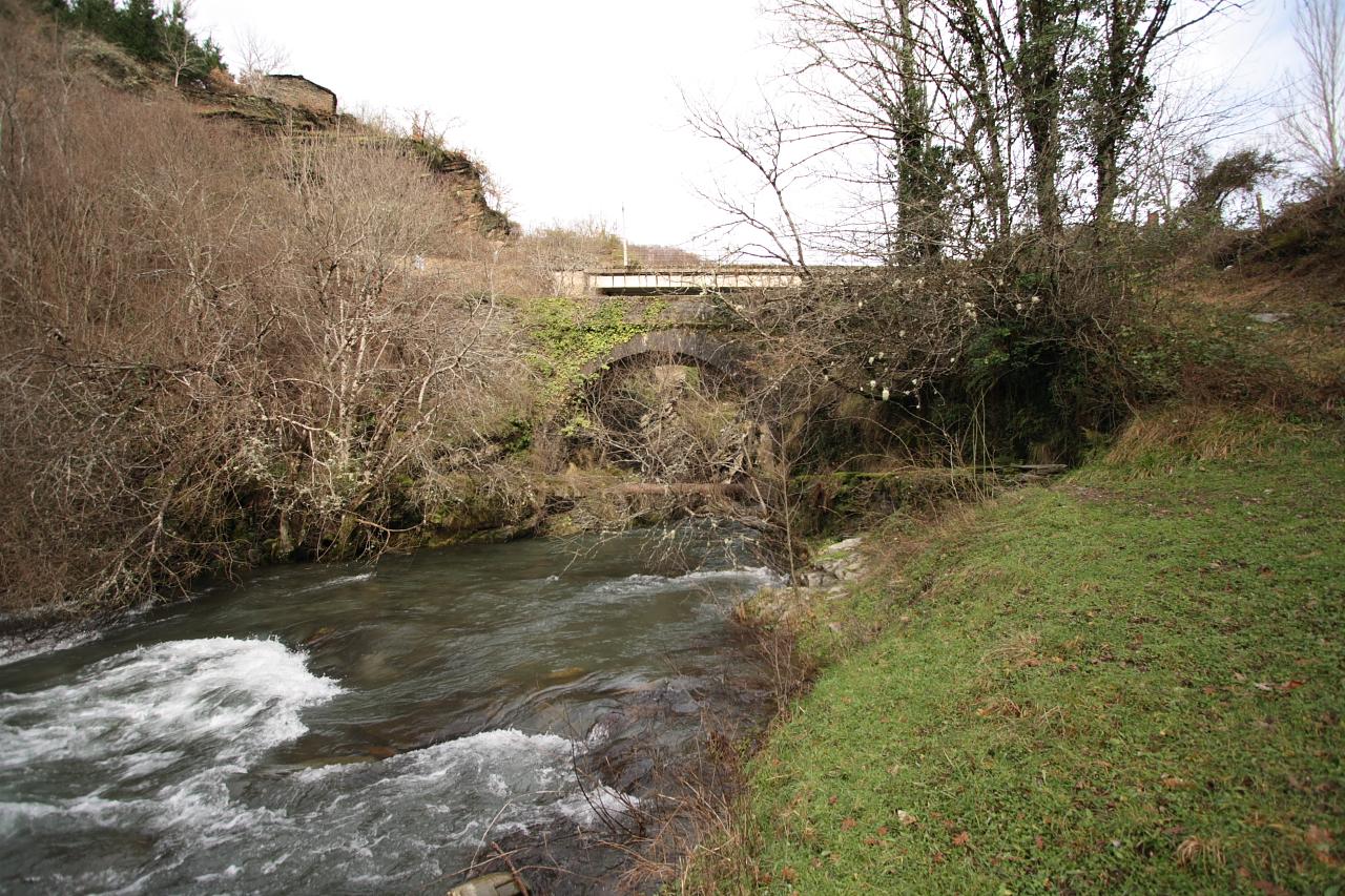 Pontes sobre o Lor