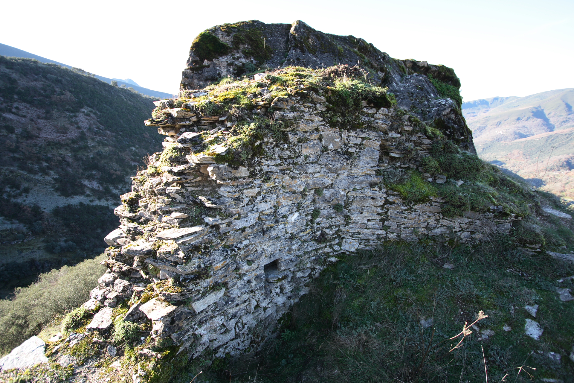 Muro do castelo