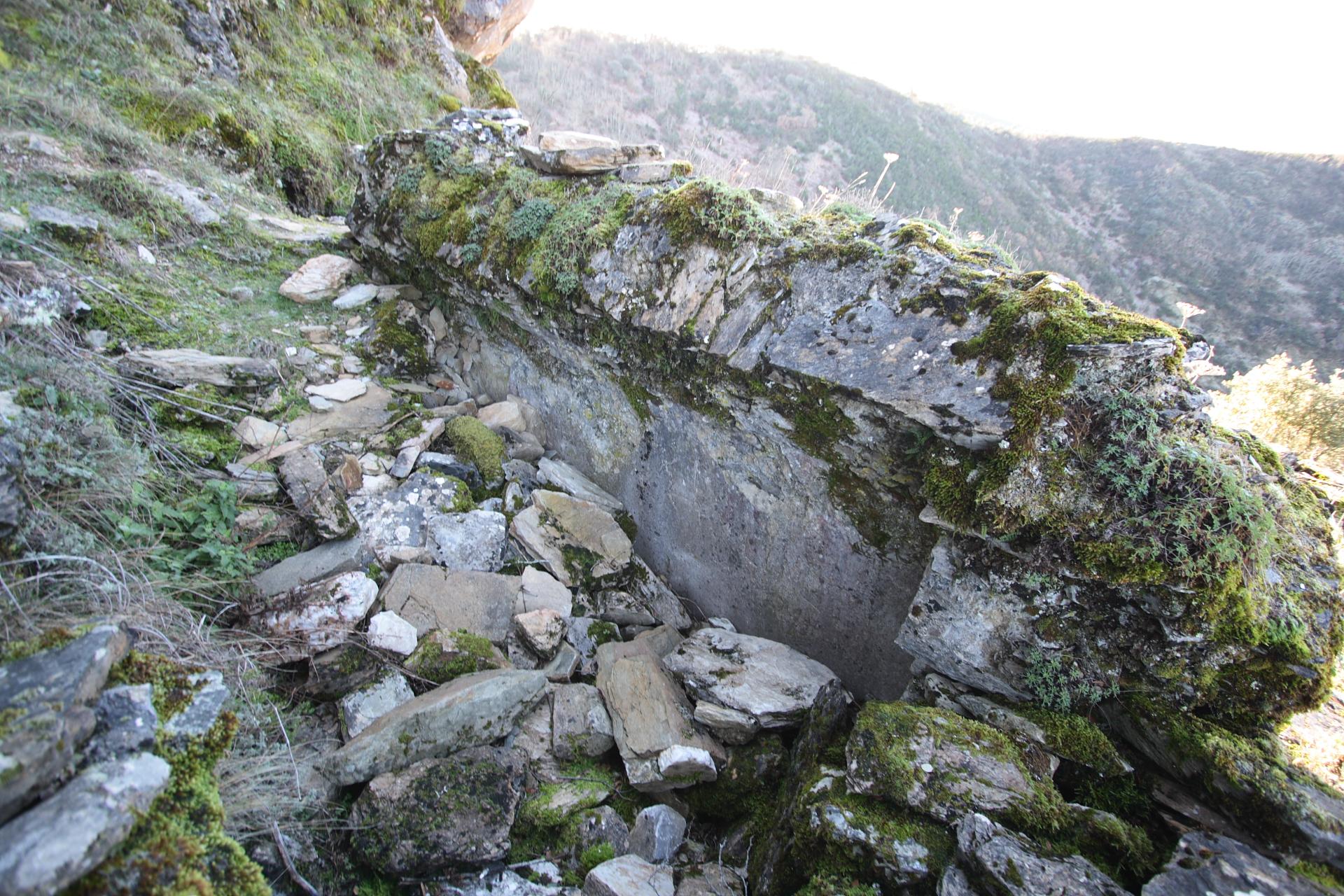Muros do castelo