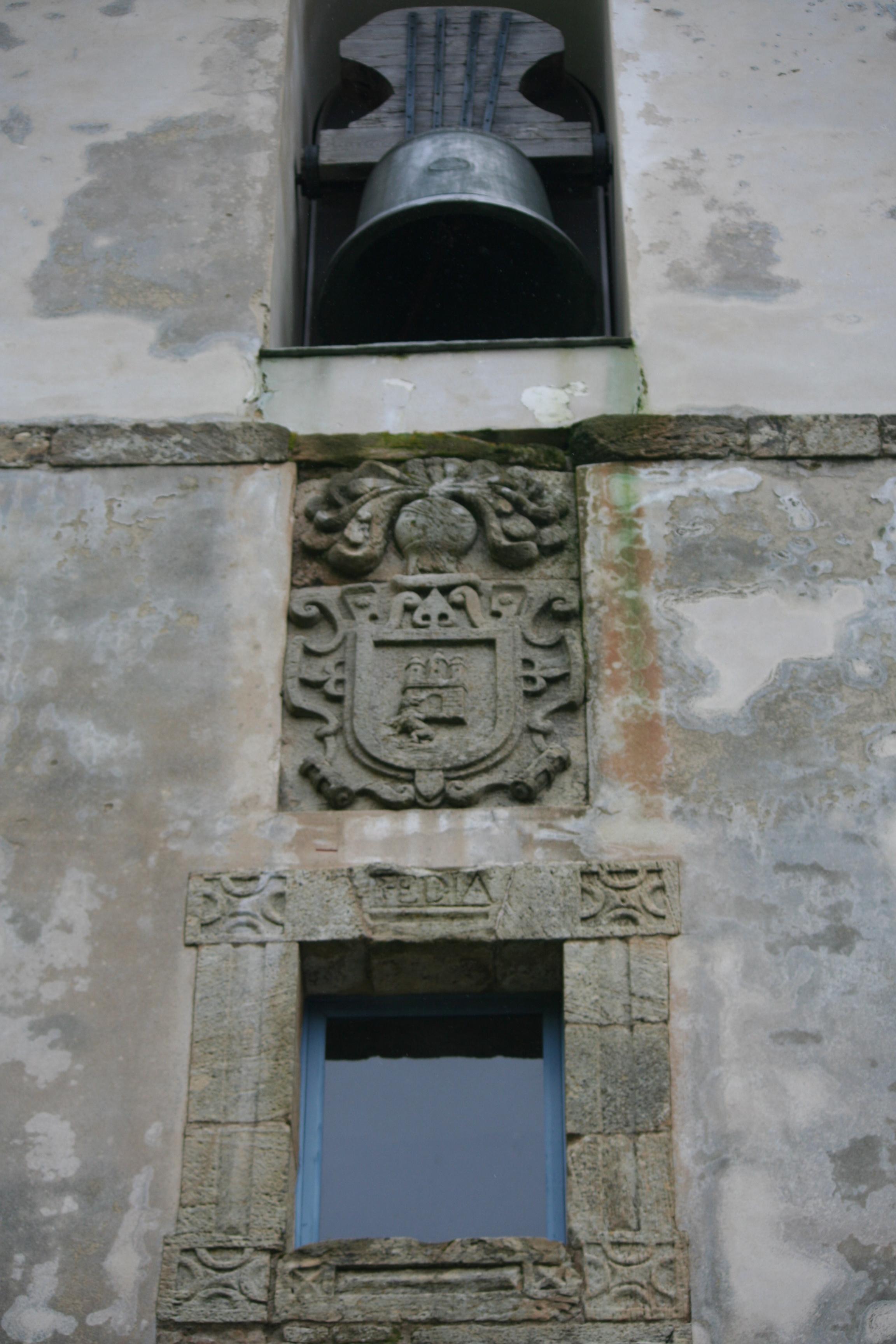 Campanario da igrexa