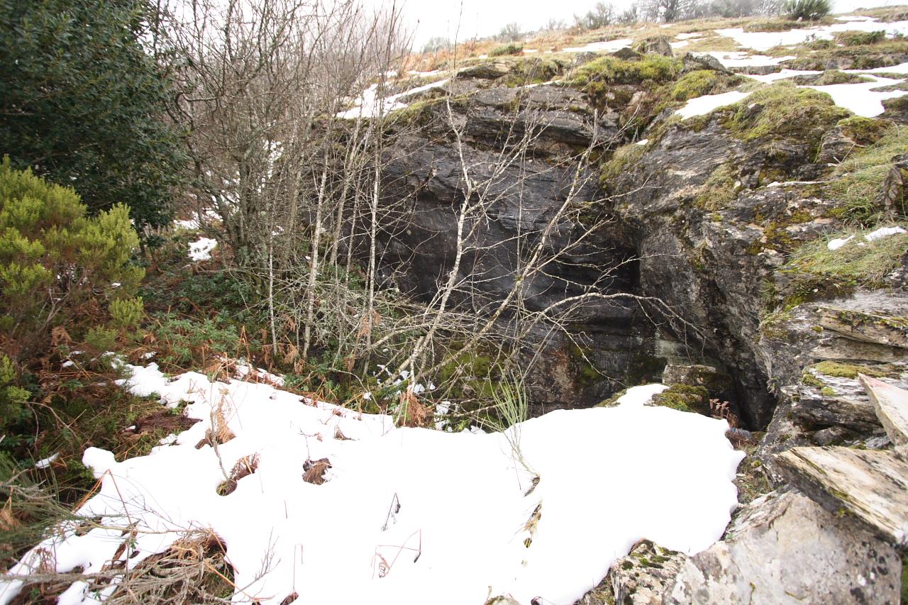 Cova da Buraca das Choias
