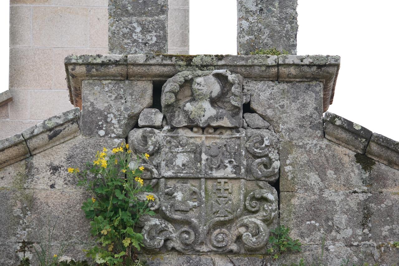 Escudo da capela