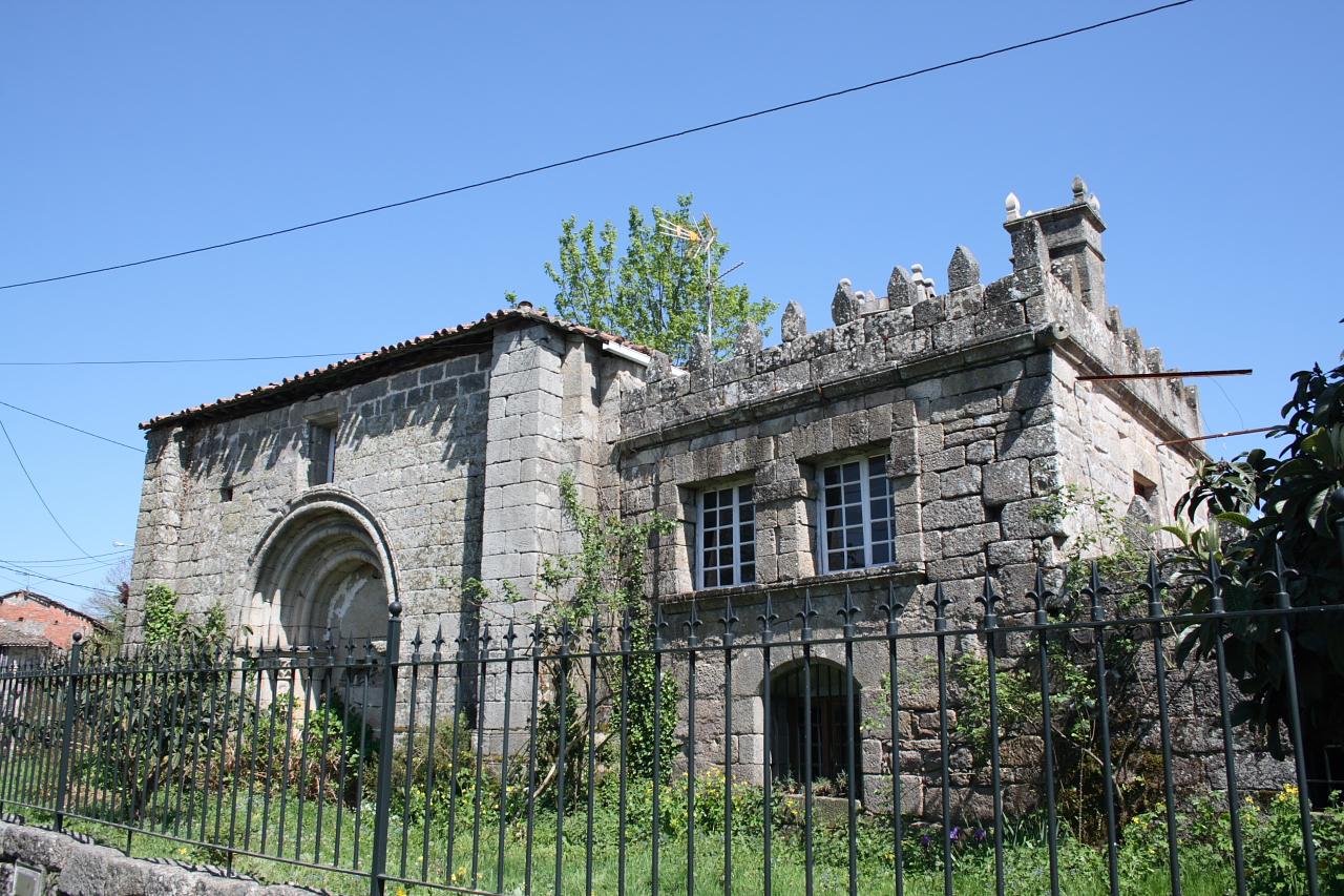 Antigo priorado de Bóveda (2)