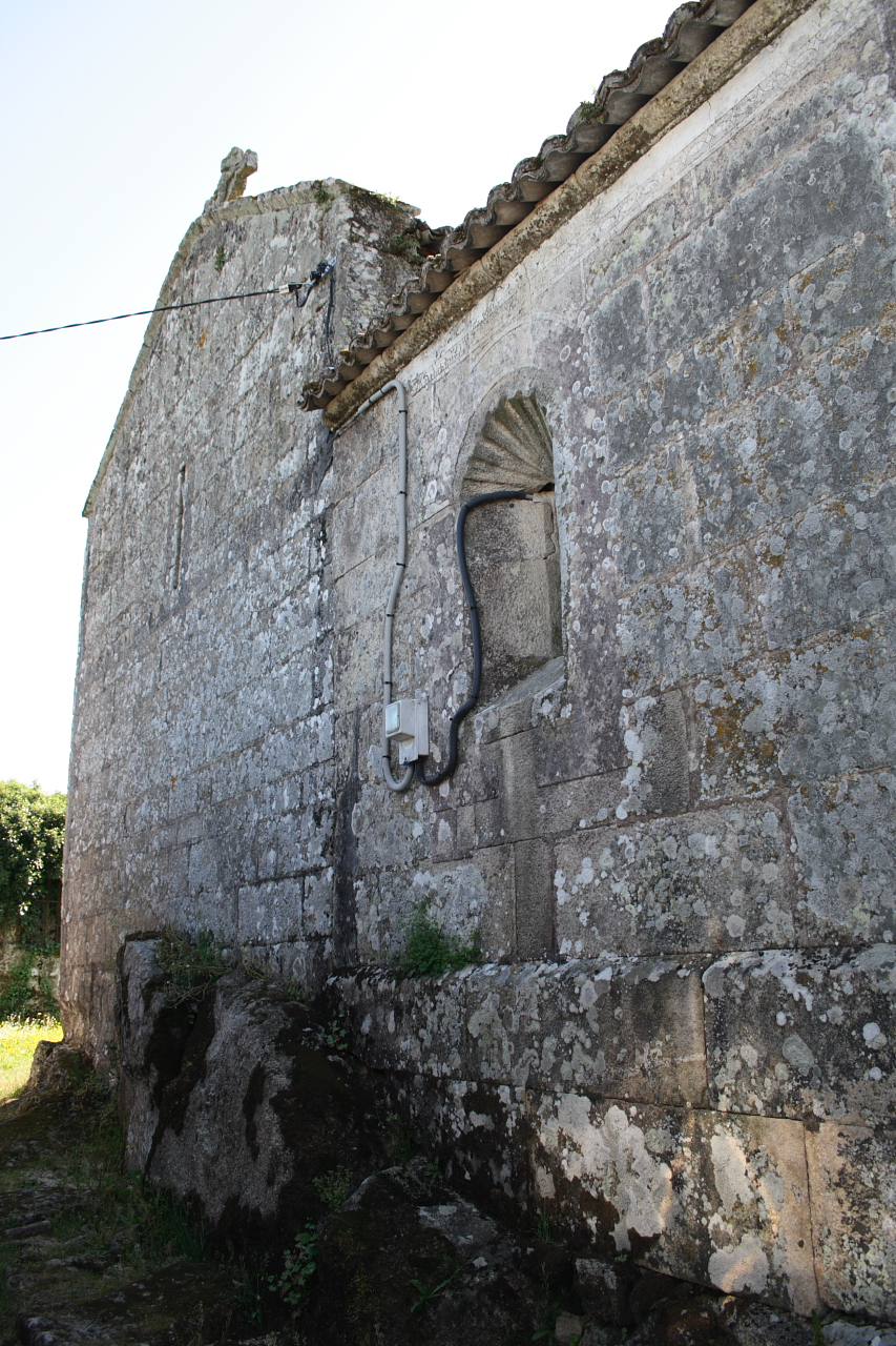 Cabeceira da igrexa