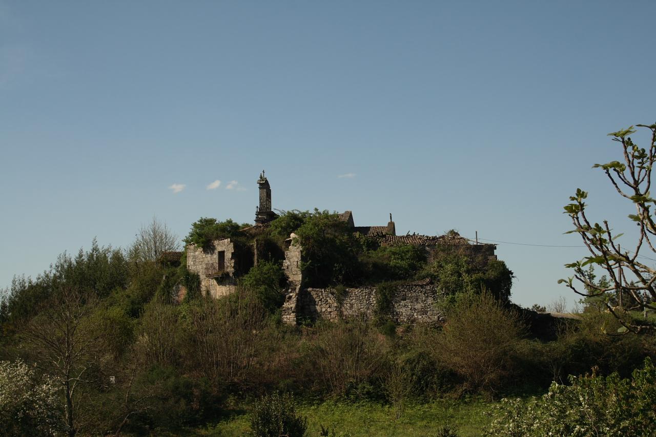 Igrexa de San Mariño de Cornoces