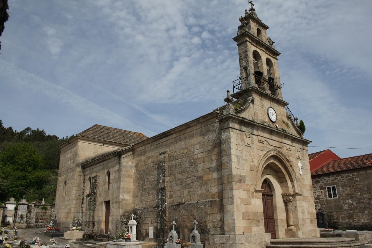 Igrexa de Santa María de Punxín