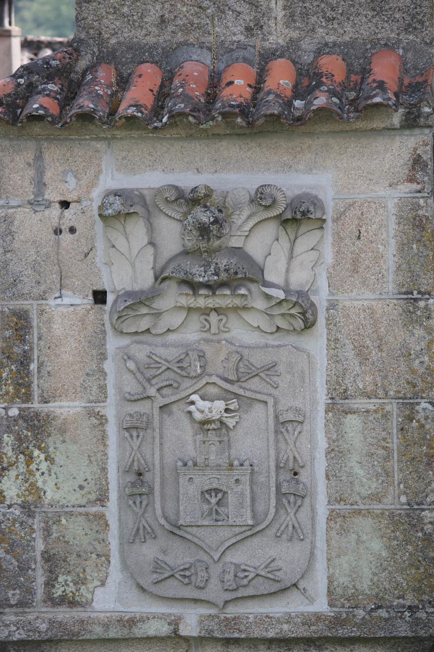 Escudo do torreón