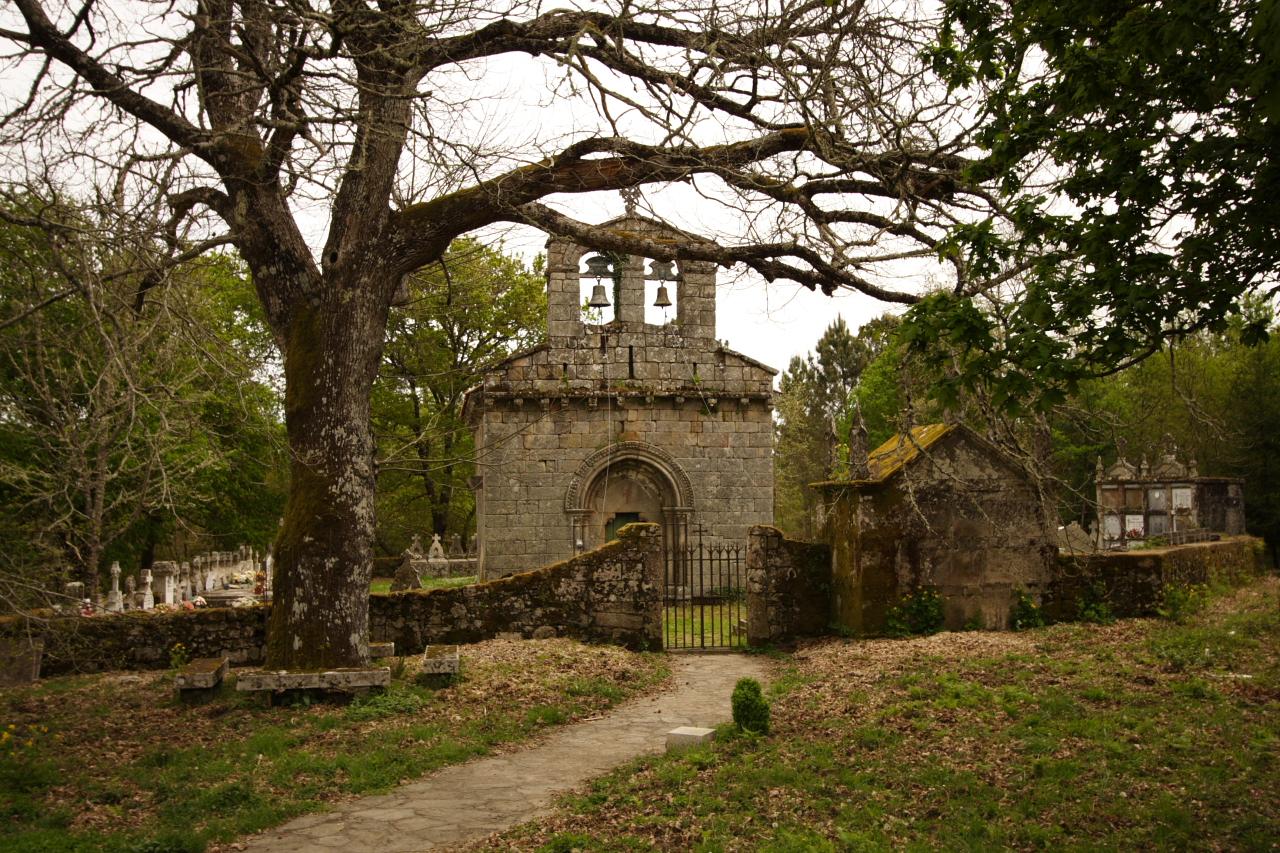 Igrexa de San Mamede de Moldes