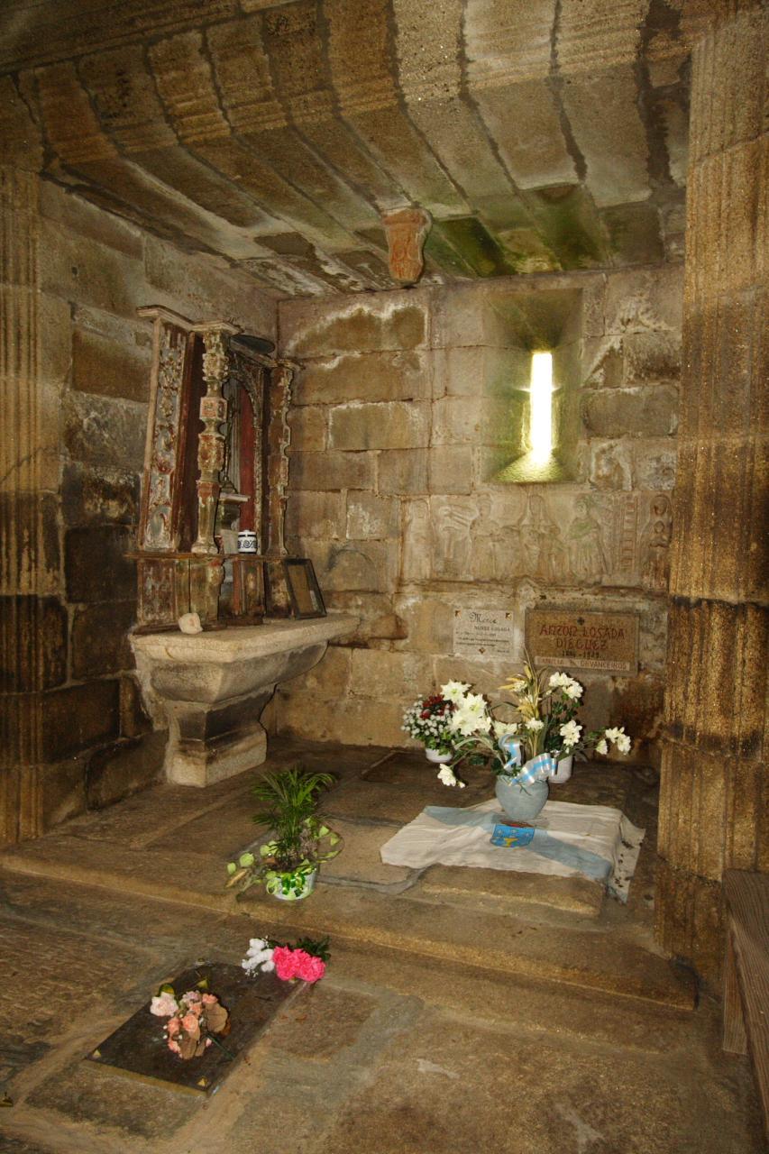Capela da familia Losada