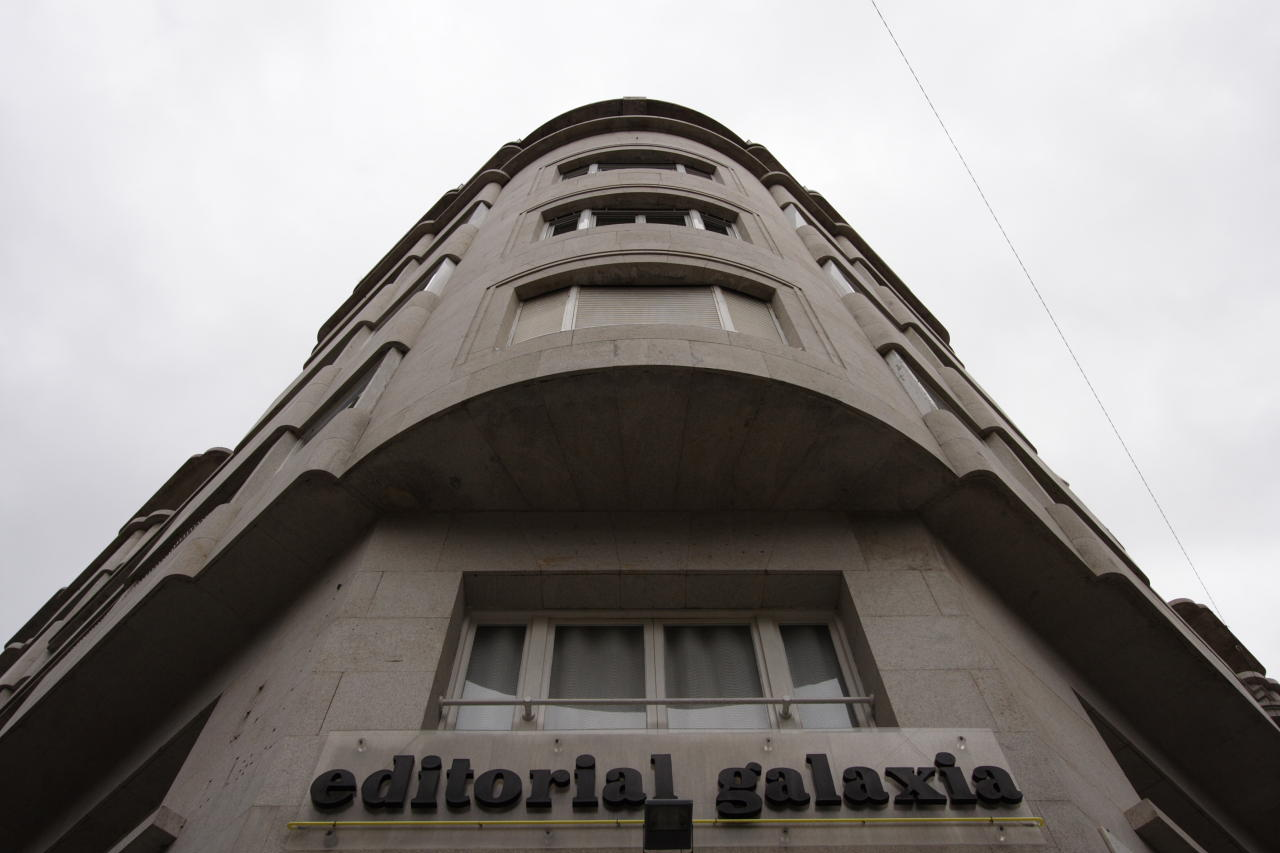 Esquina do edificio