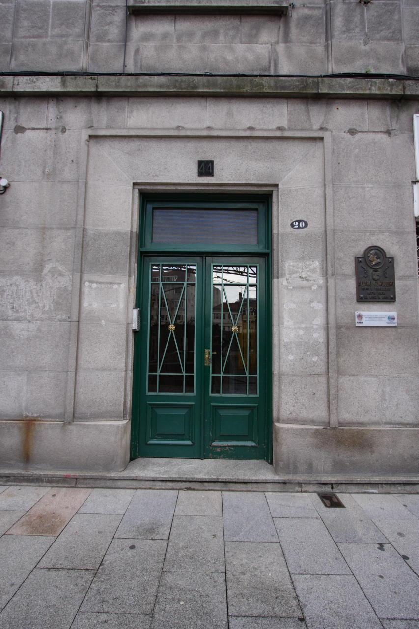 Portal do edificio