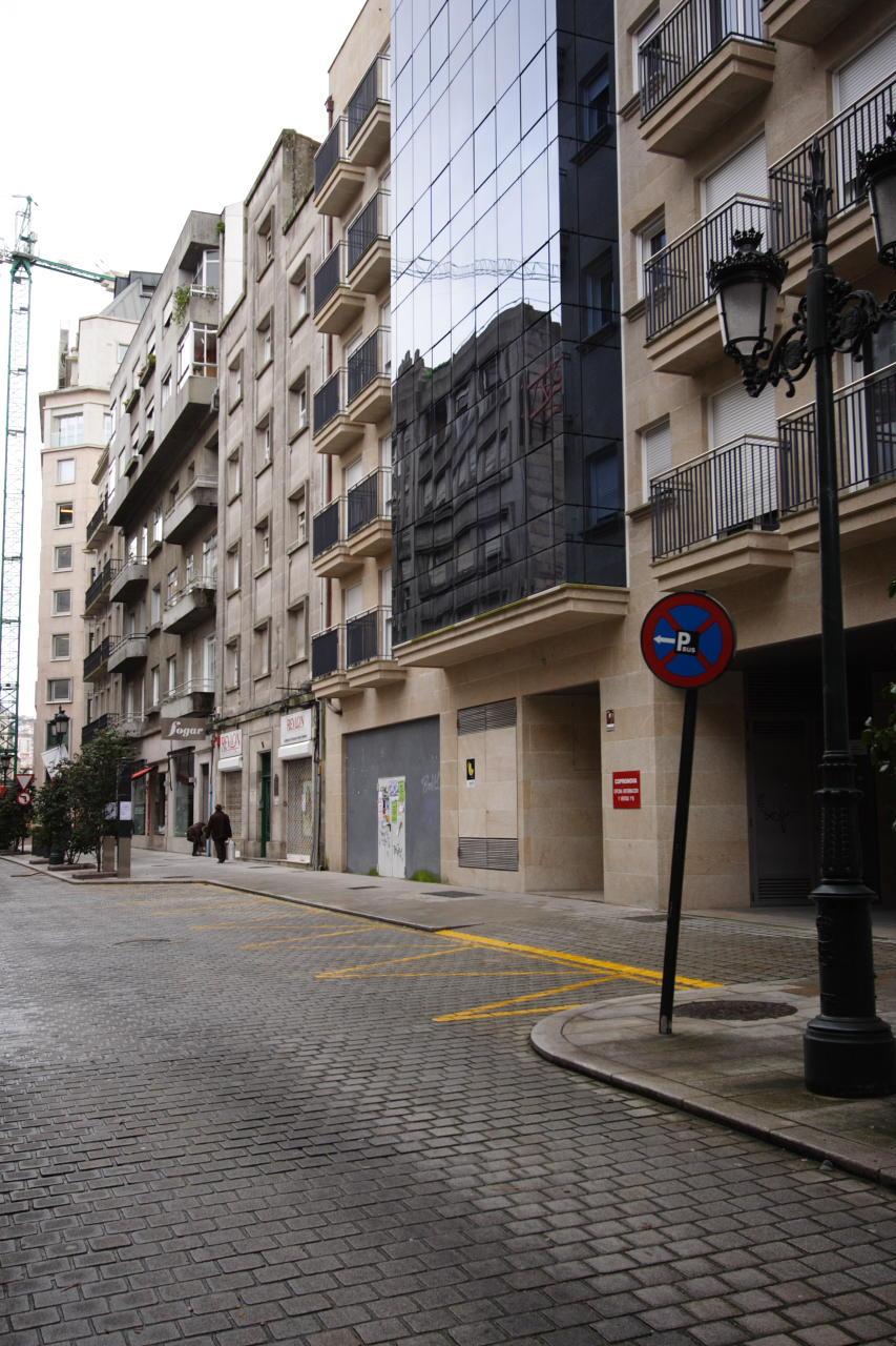 Rúa Marqués de Valladares