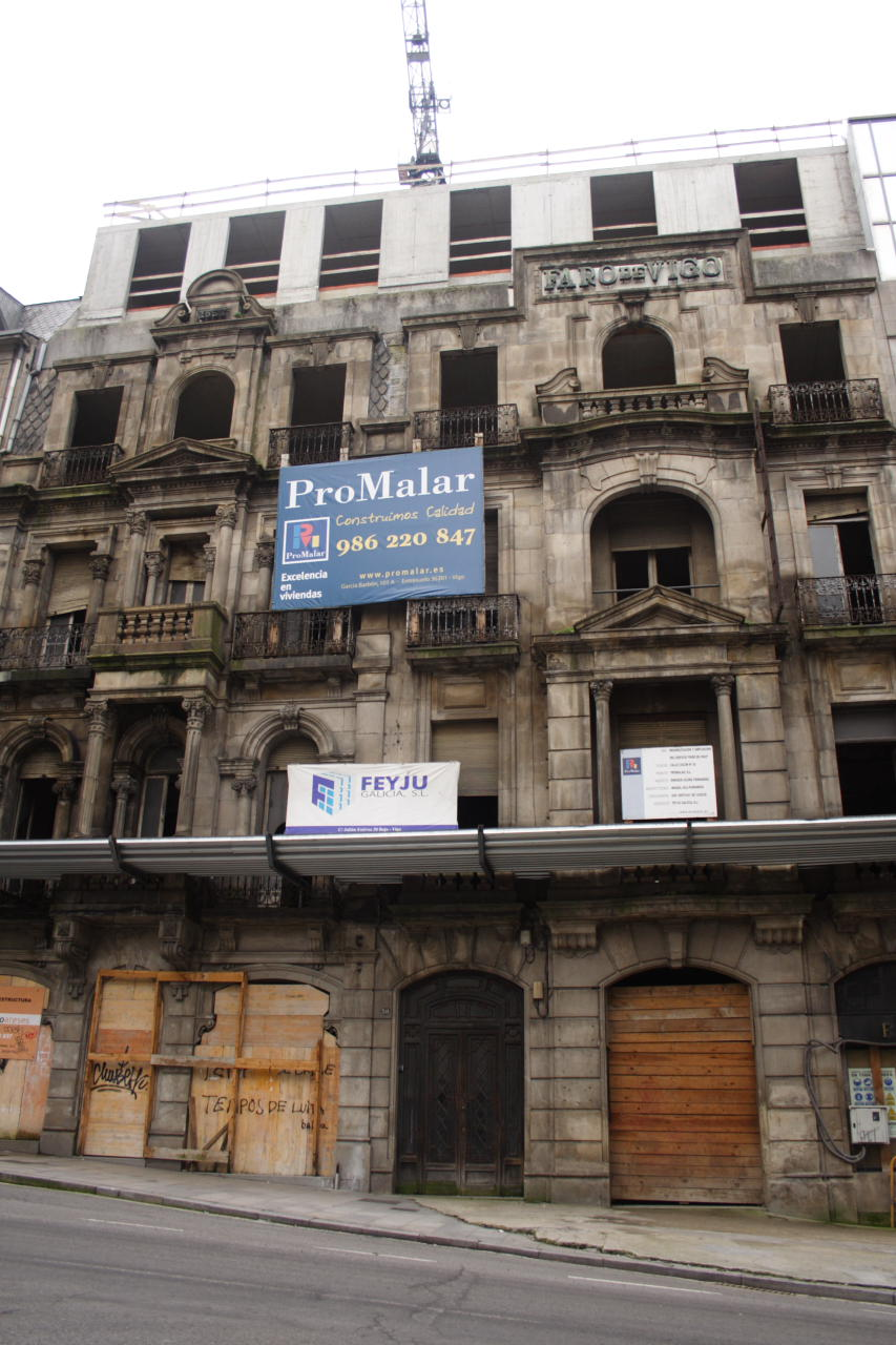Edificio Faro de Vigo