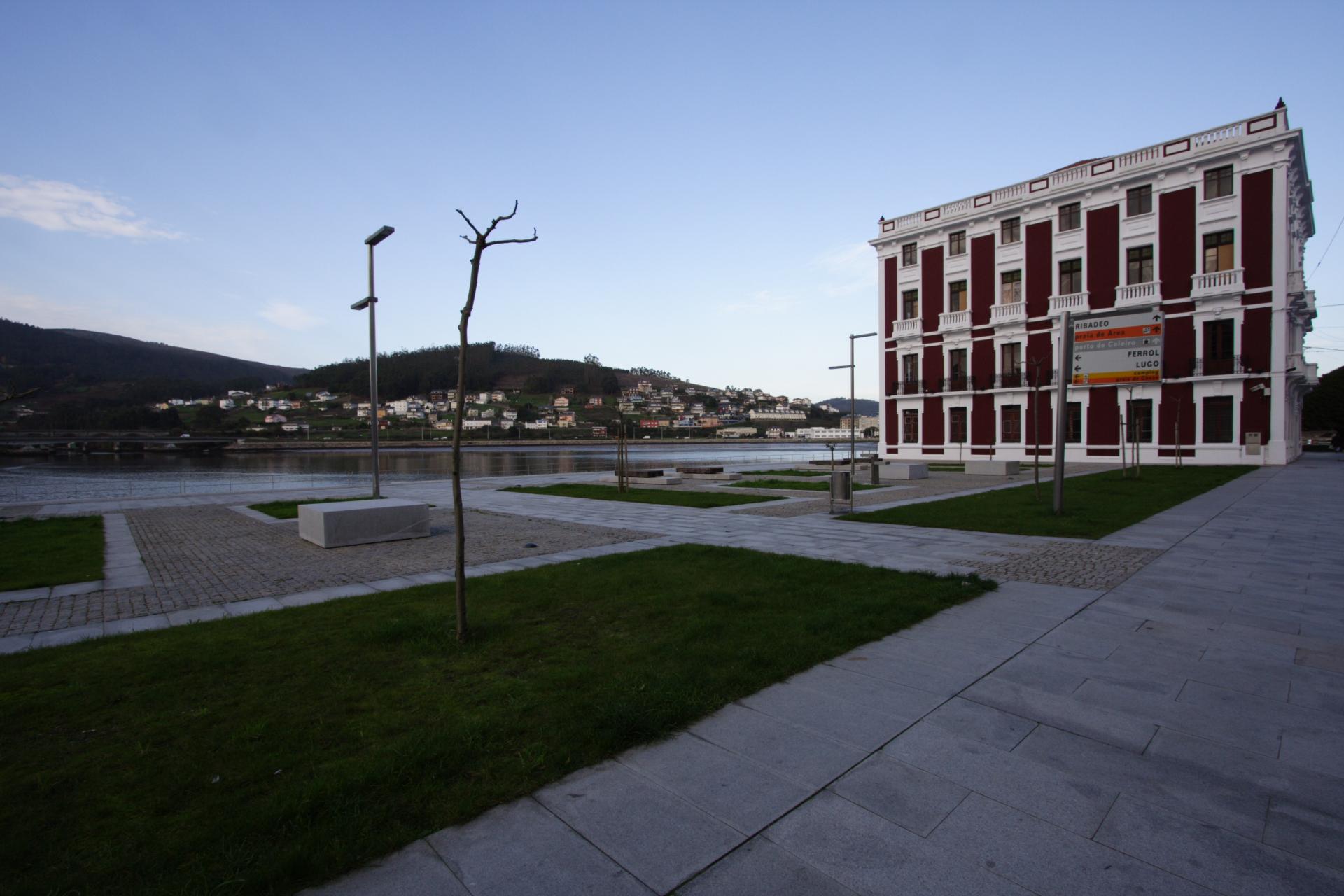 Solar do antigo casino