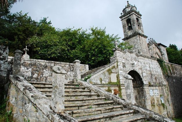 Escalinata de Bastavales