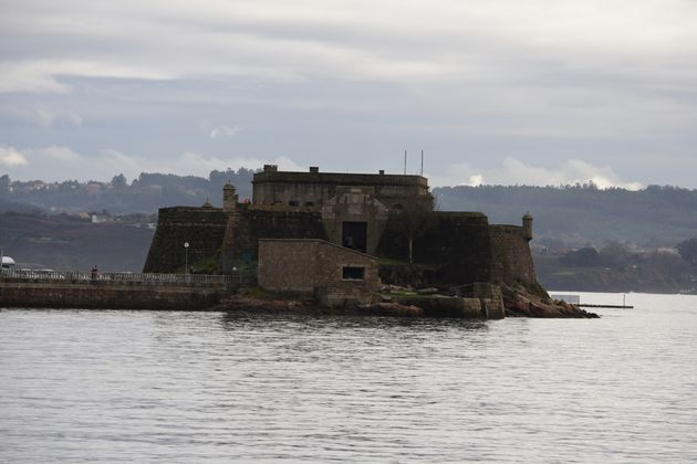 Castelo de Santo Antón