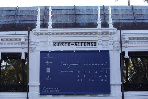 Kiosko Alfonso