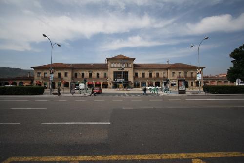 29 Estación do Ferrocarril de Ourense
