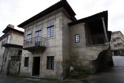 9 Museo de Pontevedra (edificio Castro Monteagudo)