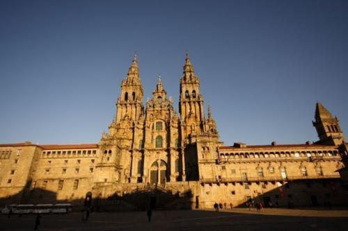 21 Catedral de Santiago de Compostela