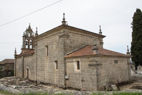 Igrexa de San Pedro de Trasalba