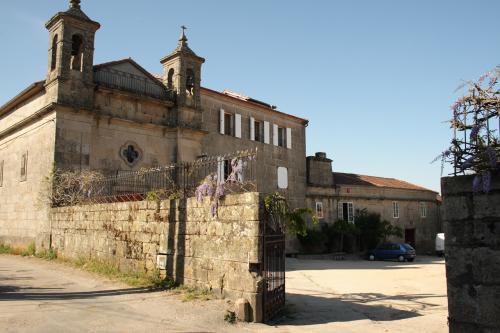 16 Pazo de Cornoces. Residencia Santa Catalina