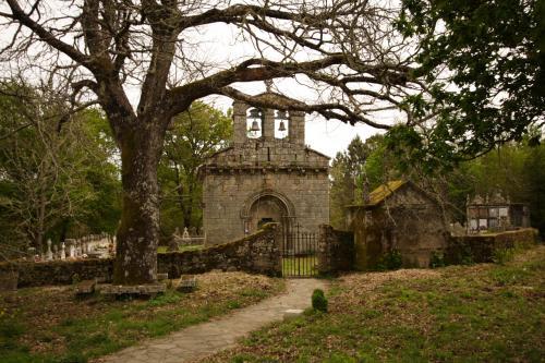 7 Igrexa de San Mamede de Moldes
