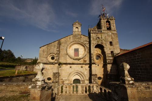 Mosteiro de San Clodio