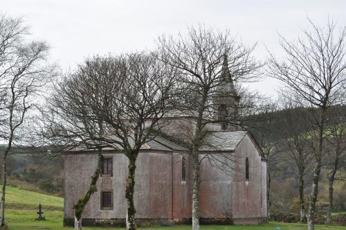 1 Santuario de San Cosme de Galgao