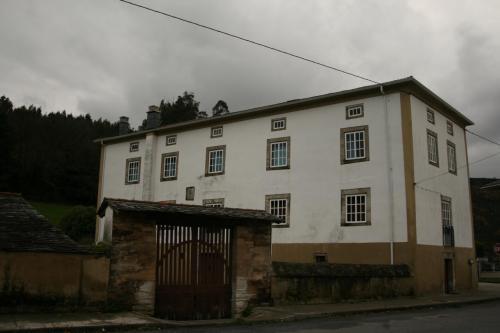 8 Casa de Moirón ou Pazo de Agüera