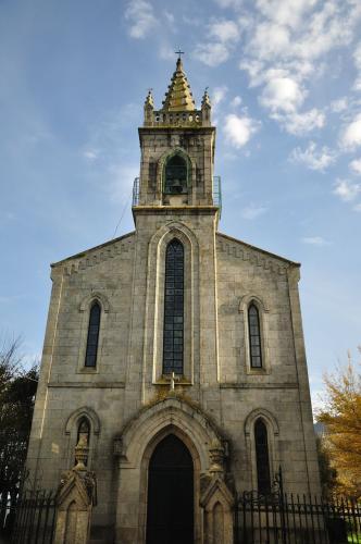 28 Igrexa Parroquial de Santiago