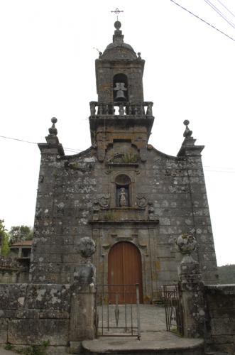 Igrexa parroquial de Loureiro