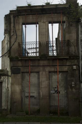 Ferrol: Casa natal de Ricardo Carballo Calero