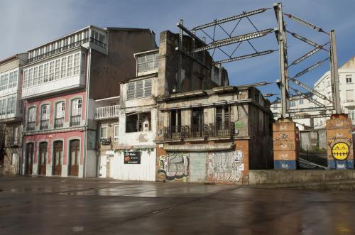 Ferrol: Praza Vella