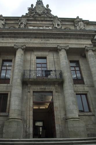 Santiago: Facultade de Xeografía e Historia