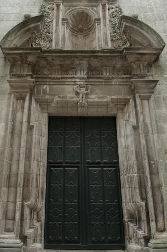 17 Lugo: Igrexa de Santiago a Nova