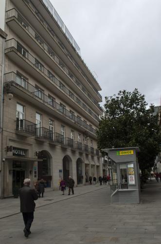 Lugo: Hotel Méndez Núñez