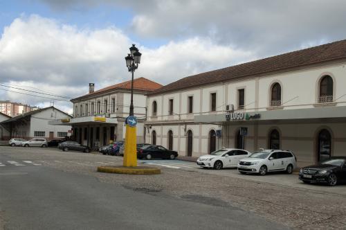24 Lugo: Estación do tren
