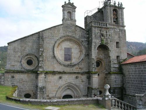 2 Mosteiro de San Clodio (Leiro)