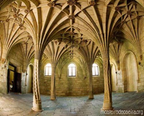 1 Mosteiro de Oseira (Cea)