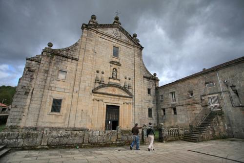 5 Mosteiro de Santa María (Montederramo)