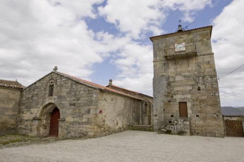 6 Mosteiro de San Salvador de Sobrado (A Pobra de Trives)