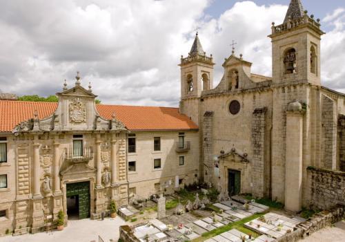 2 Mosteiro de Santo Estevo de Ribas de Sil (Nogueira de Ramuín)