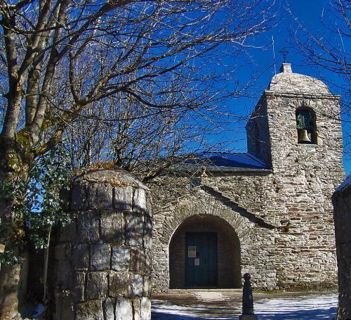 5 Santuario de Santa María a Real (Pedrafita do Cebreiro)
