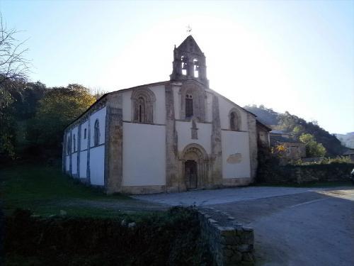 6  Mosteiro de Santa María de Penamaior (Becerreá)