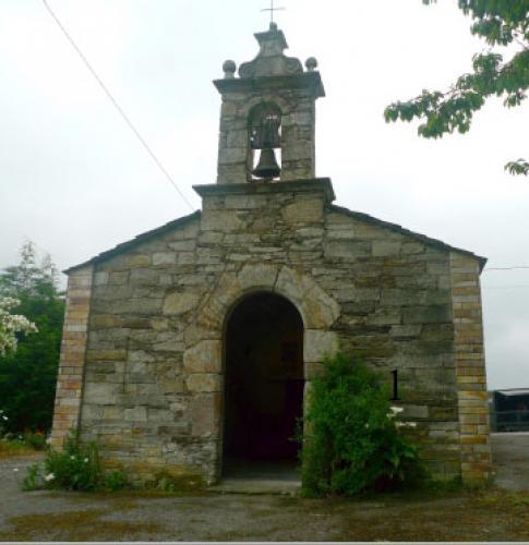 5 Capela de san Bernabé e San Roque (Riotorto)